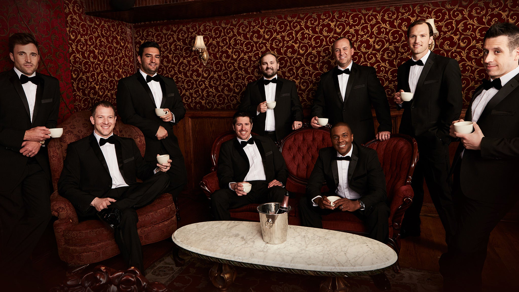 Straight No Chaser at Humphreys Concerts By the Bay