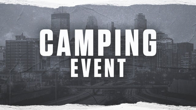 Twin Cities Summer Jam - Camping