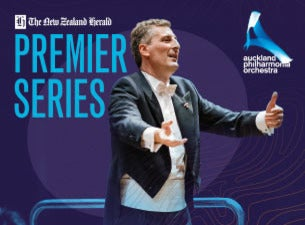 The New Zealand Herald Premier Series - Poetry & Passion tickets (Copyright © Ticketmaster)