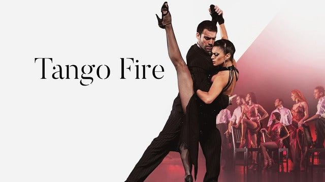 Alberta Ballet presents Tango Fire
