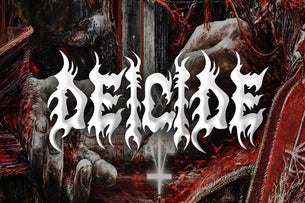 Deicide with special guests at Brick by Brick