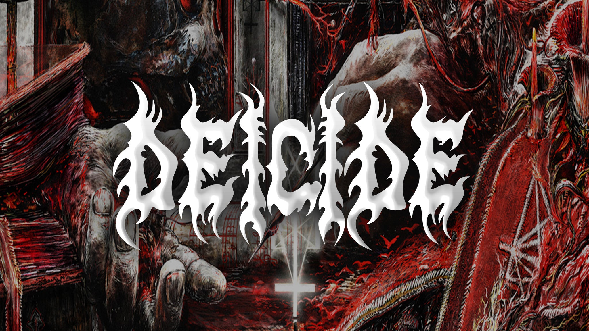 Deicide at Marquis Theater