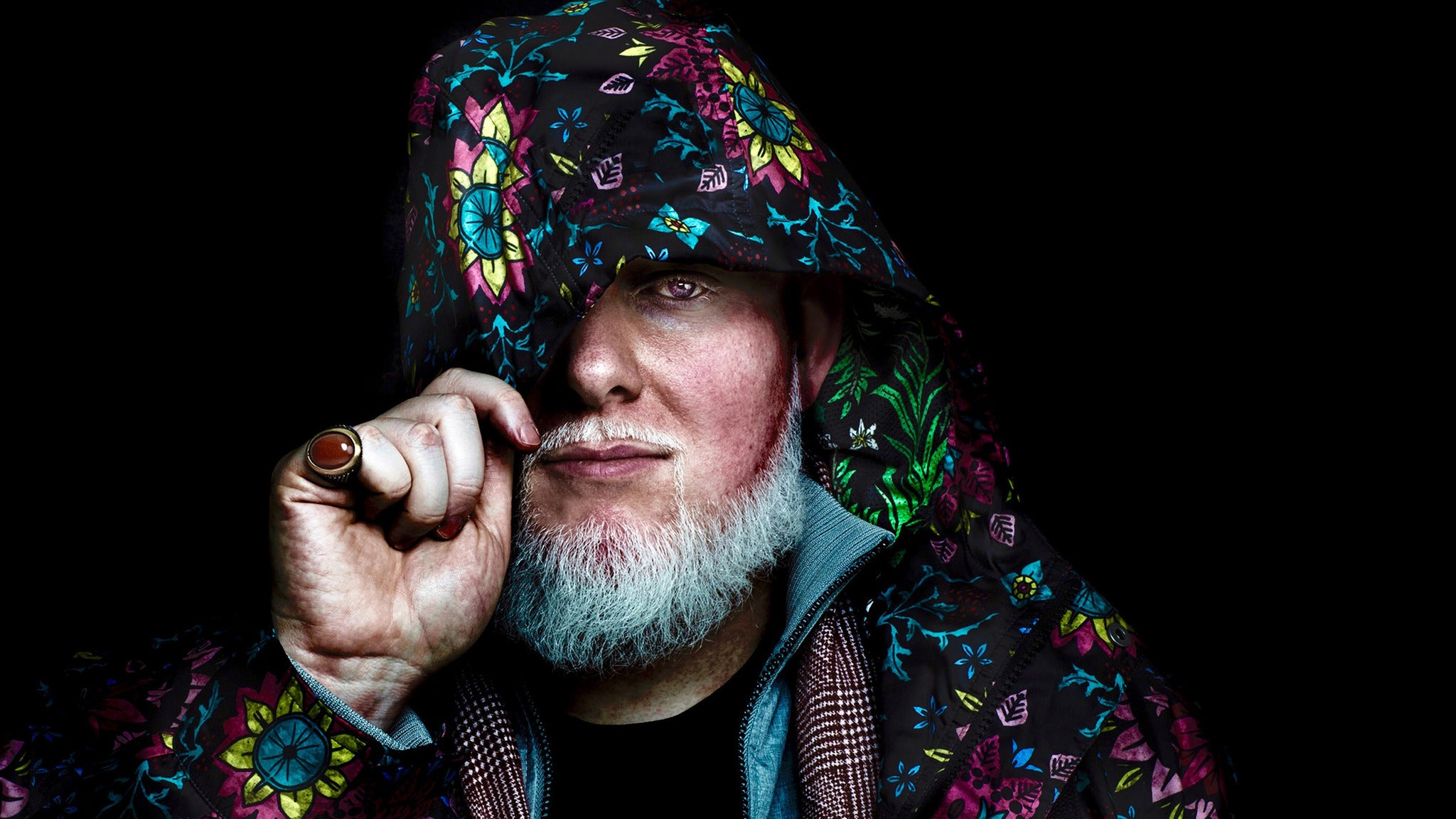 Brother Ali with Sa-Roc at The Observatory