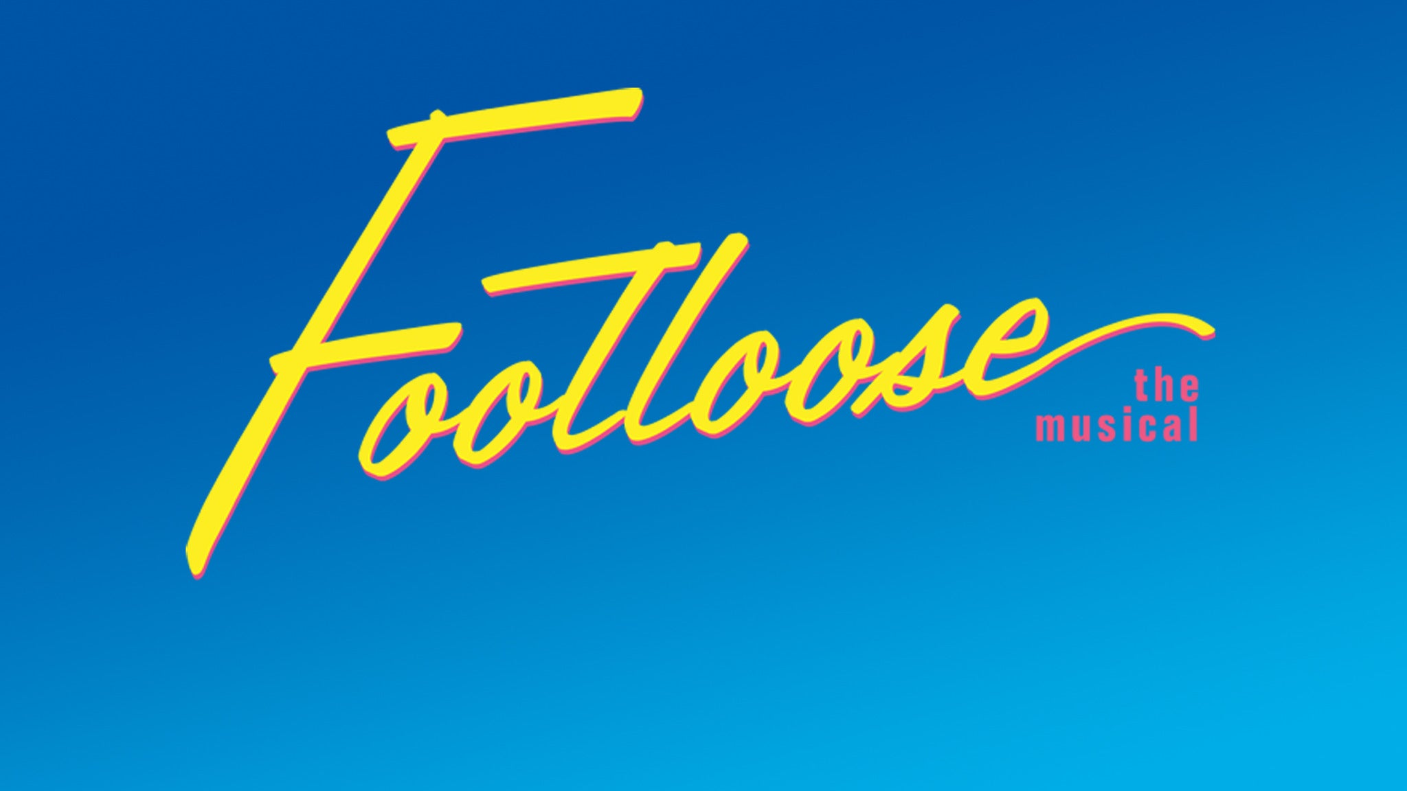 Marriott Theatre Presents: Footloose