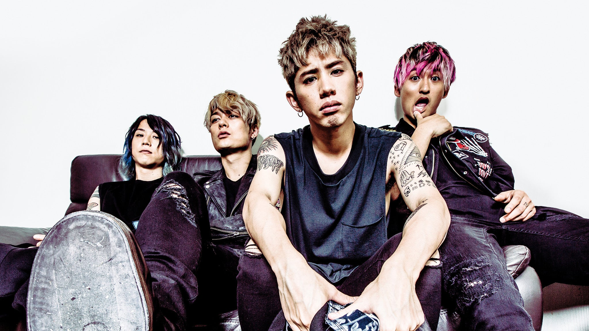 SORRY, THIS EVENT IS NO LONGER ACTIVE<br>ONE OK ROCK at Ace of Spades - Sacramento, CA 95811