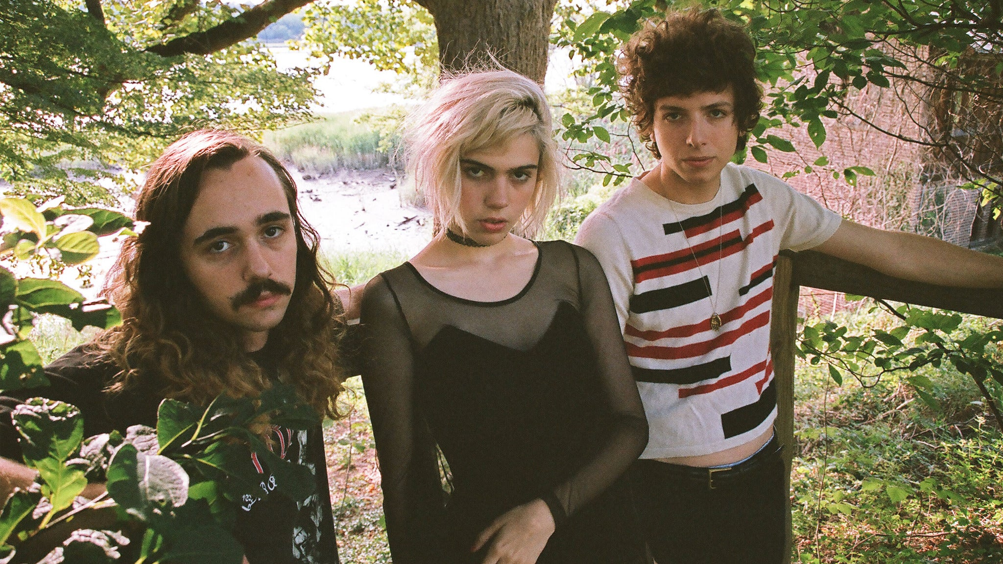 Sunflower Bean with Jesse Jo Stark at Constellation Room - Santa Ana, CA 92704