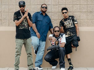 Bone Thugs-N-Harmony - Leaves of Legend Tour