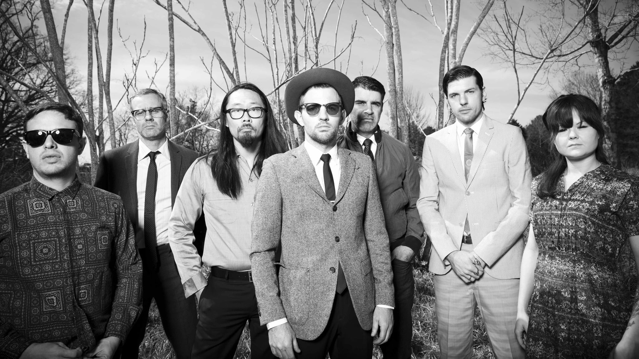The Avett Brothers at USF Sun Dome