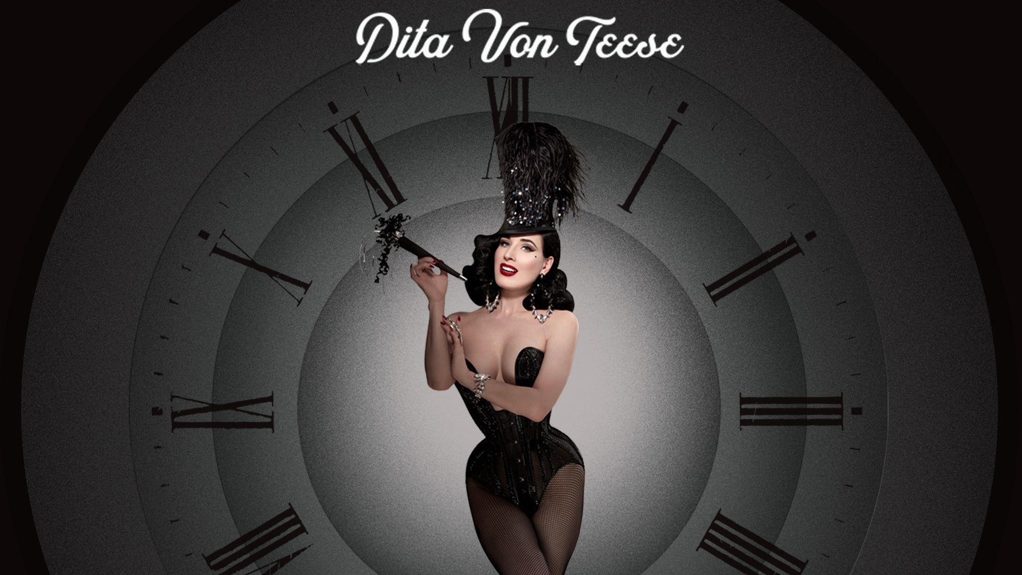 Dita Von Teese's 'The Art Of The Teese' Burlesque Revue Seating Plans