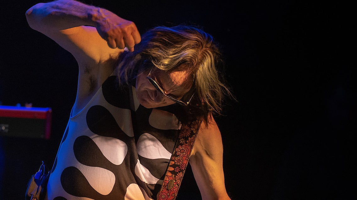 2 Day Ticket Package: Todd Rundgren - The Individualist, A True Star