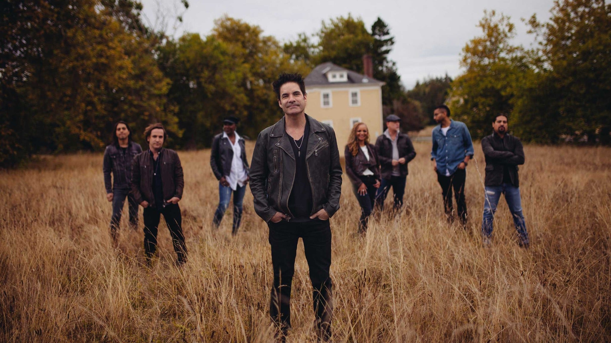 Train: Play That Song Tour at Blossom Music Center