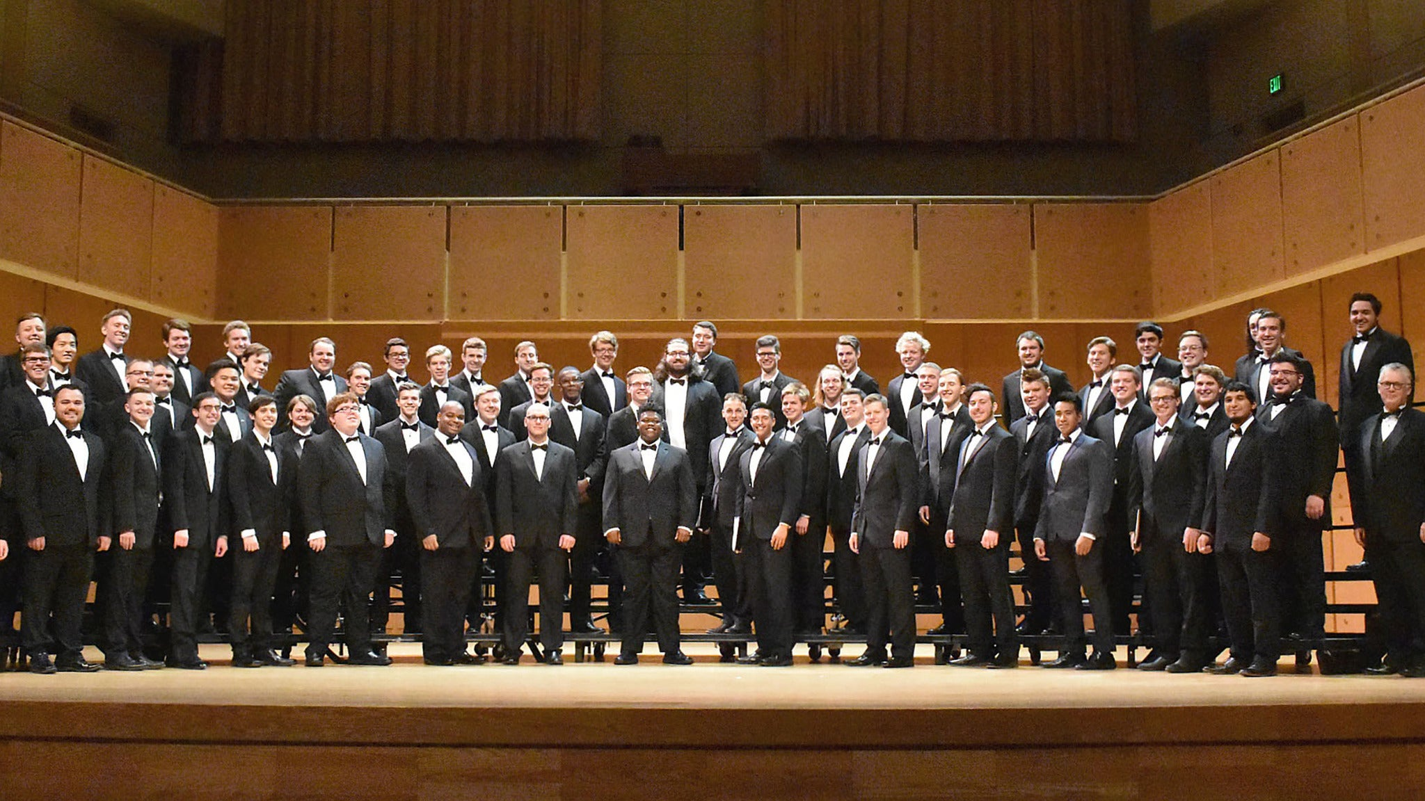 Men's Glee, Women's Choir, & Belle Voix