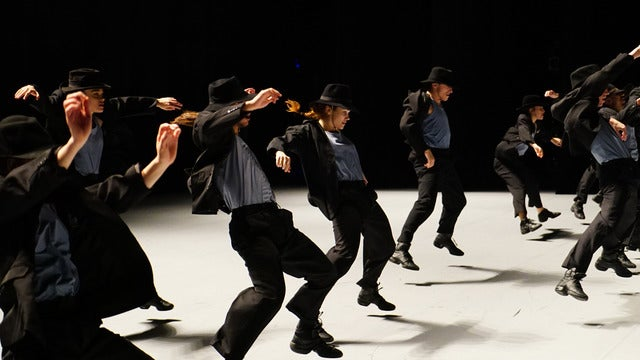 Batsheva Dance Company live