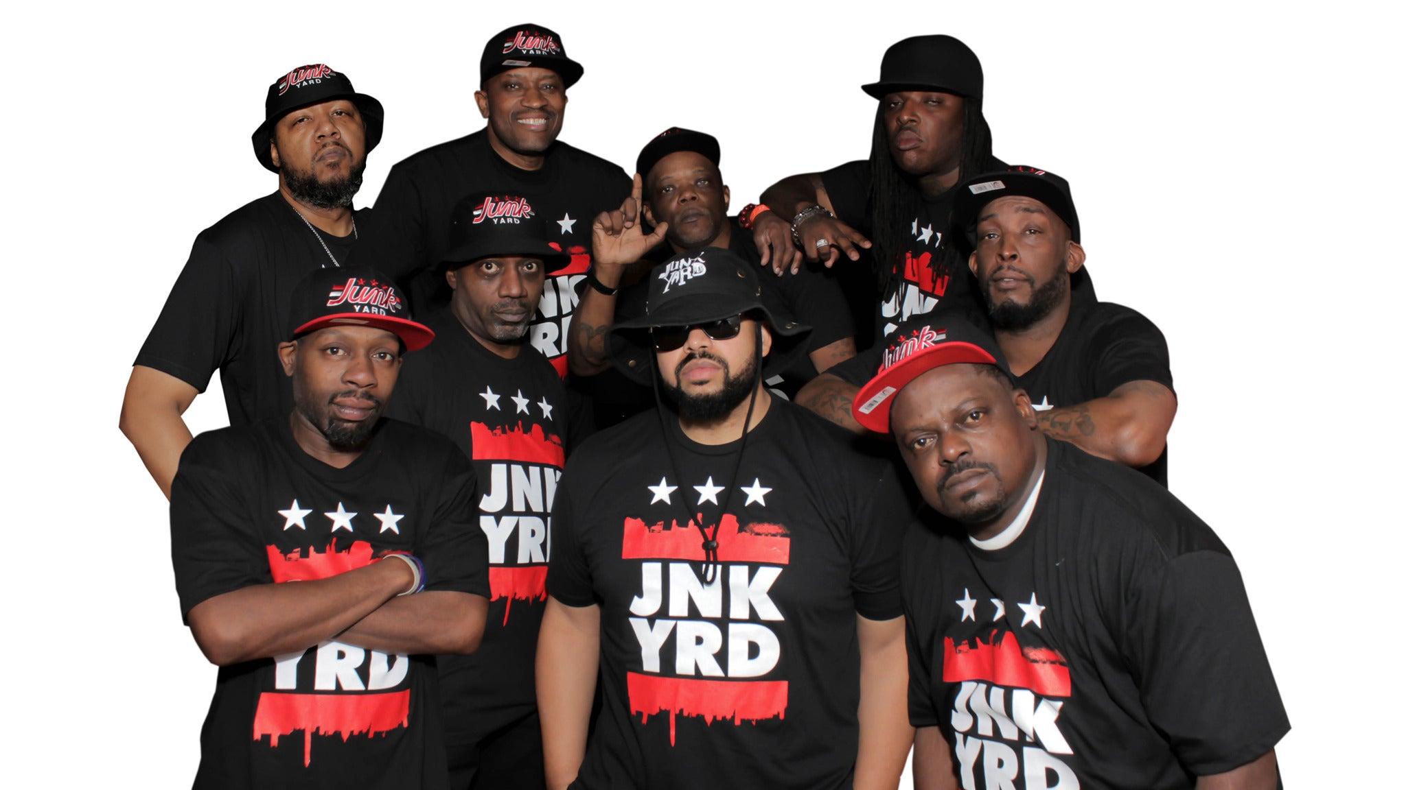 Junkyard Band at Baltimore Soundstage