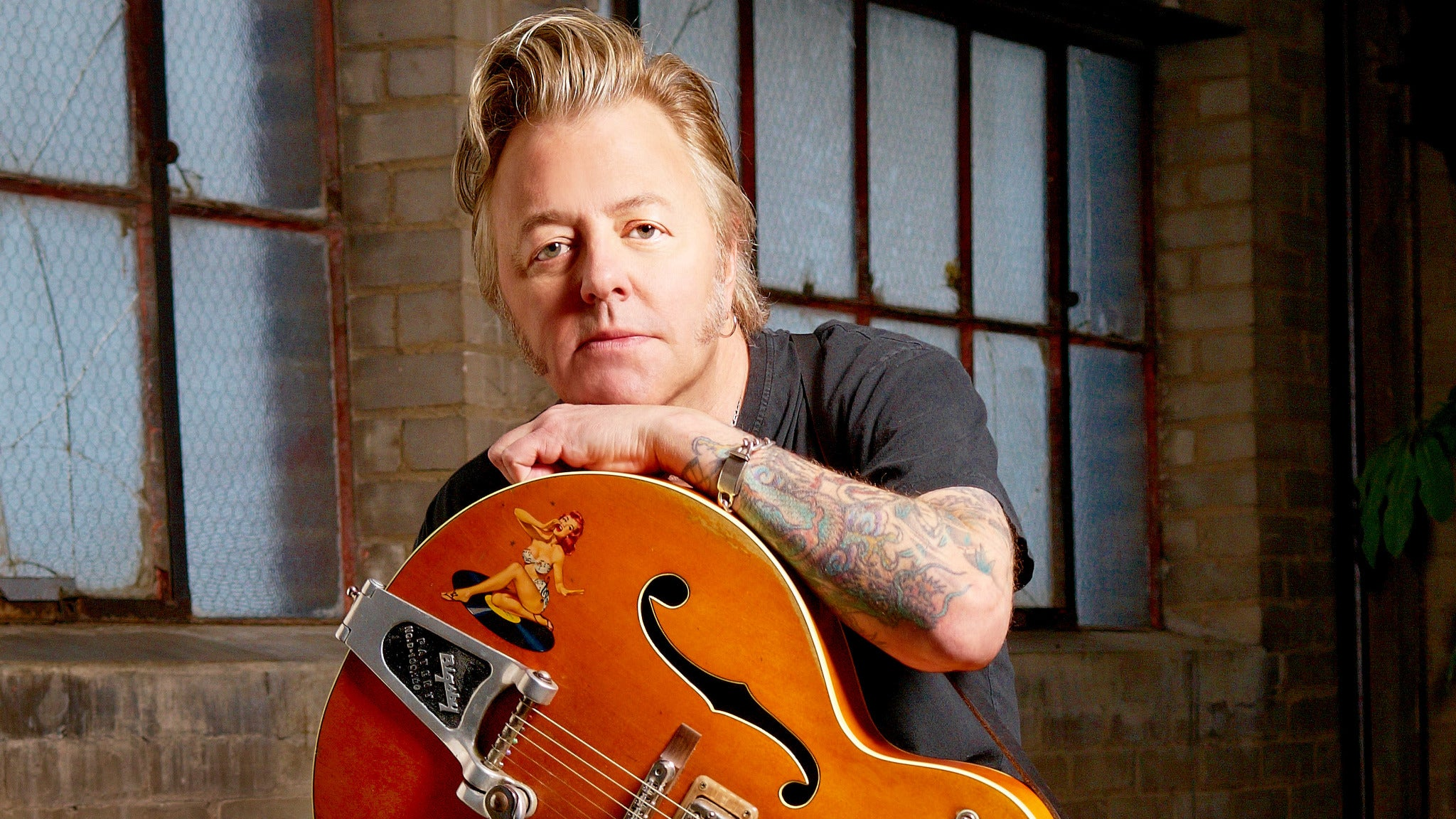 Brian Setzer's Rockabilly Riot! at House of Blues Chicago