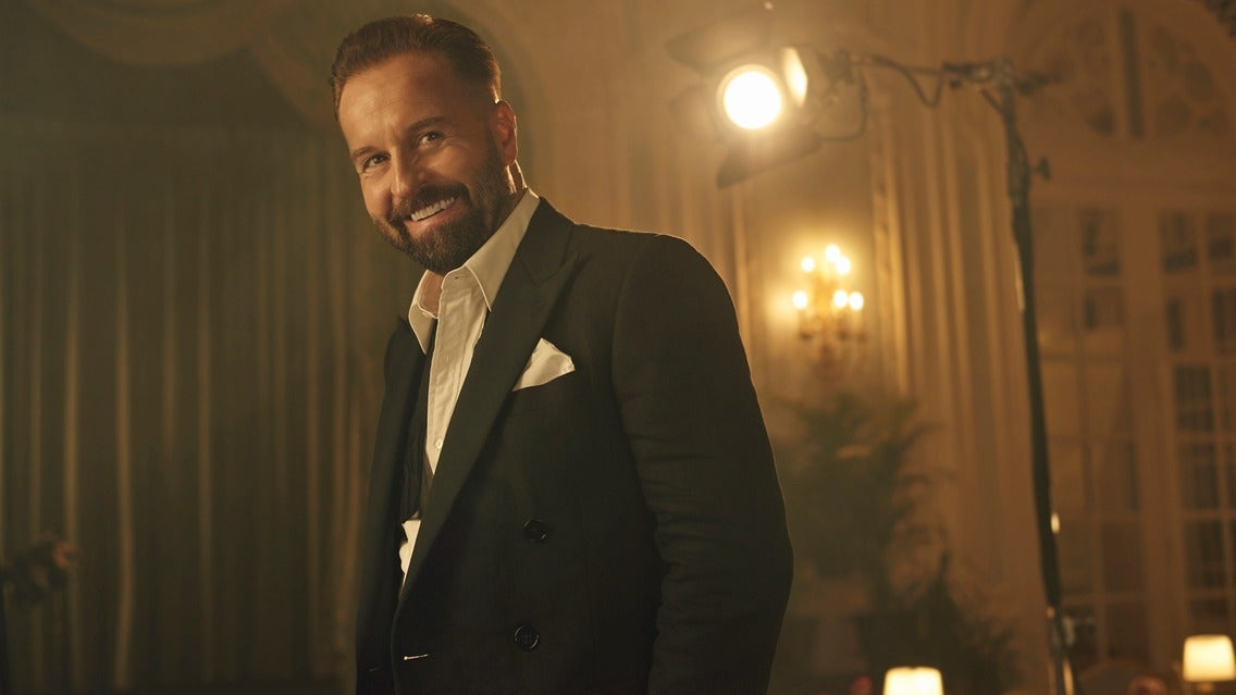 An Evening with Alfie Boe Seating Plans