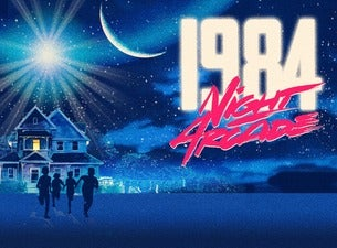 1984 Night At The Arcade, 2021-02-13, Амстердам