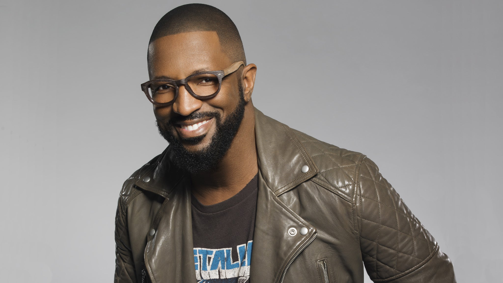 Rickey Smiley at Germain Arena