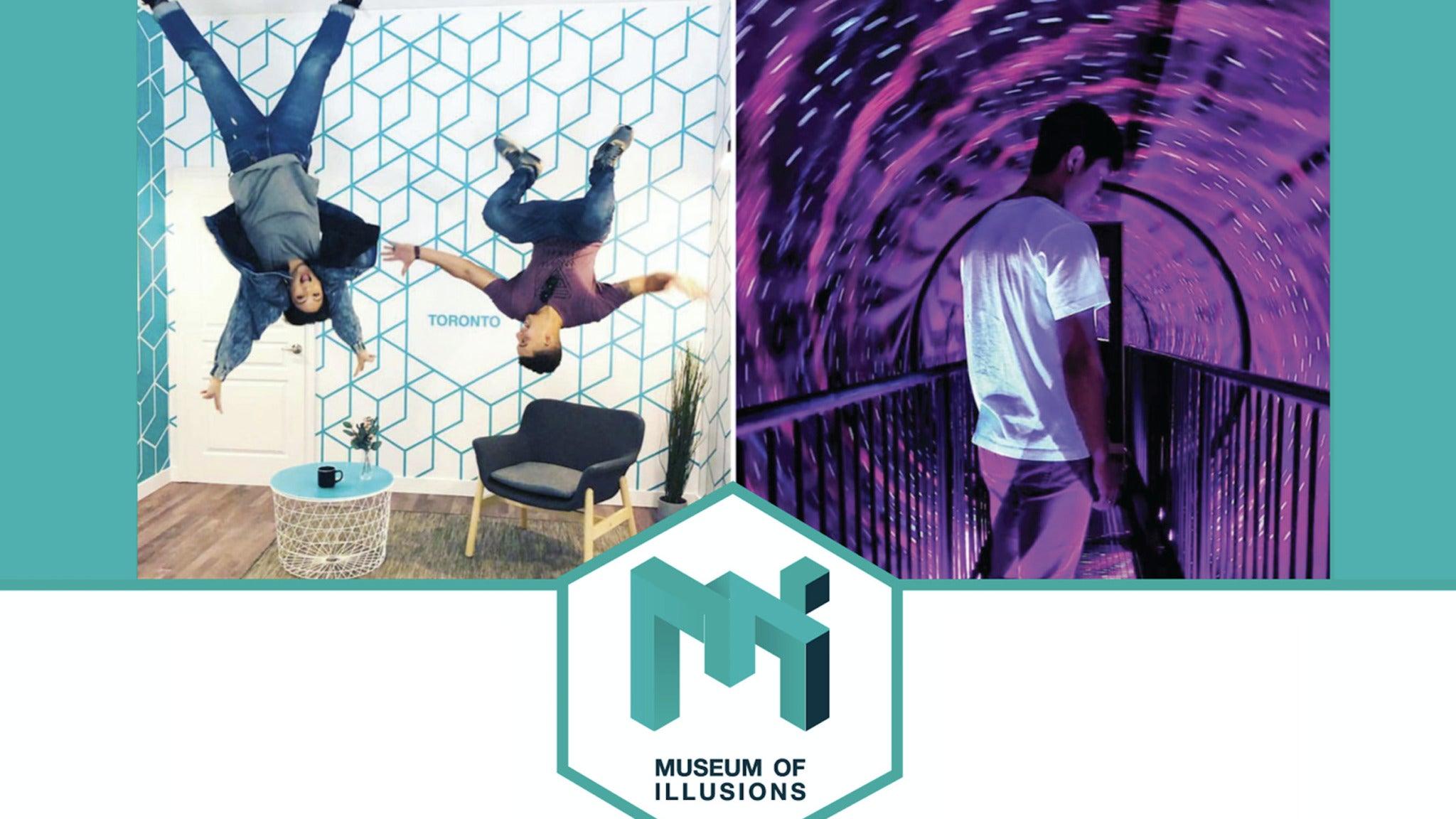 Museum of Illusions Admission