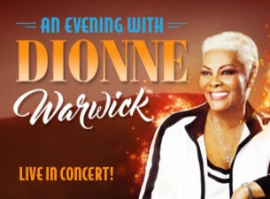 Dionne Warwick at Golden Nugget