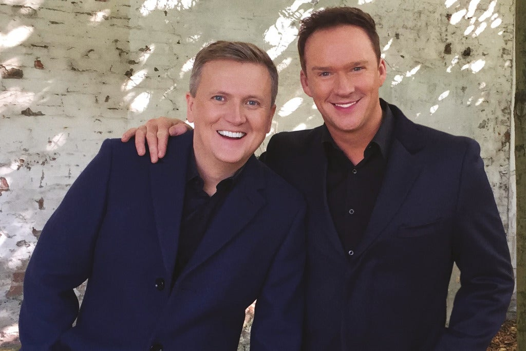 Aled Jones & Russell Watson In Harmony Tour Liverpool Philharmonic Hall Seating Plan