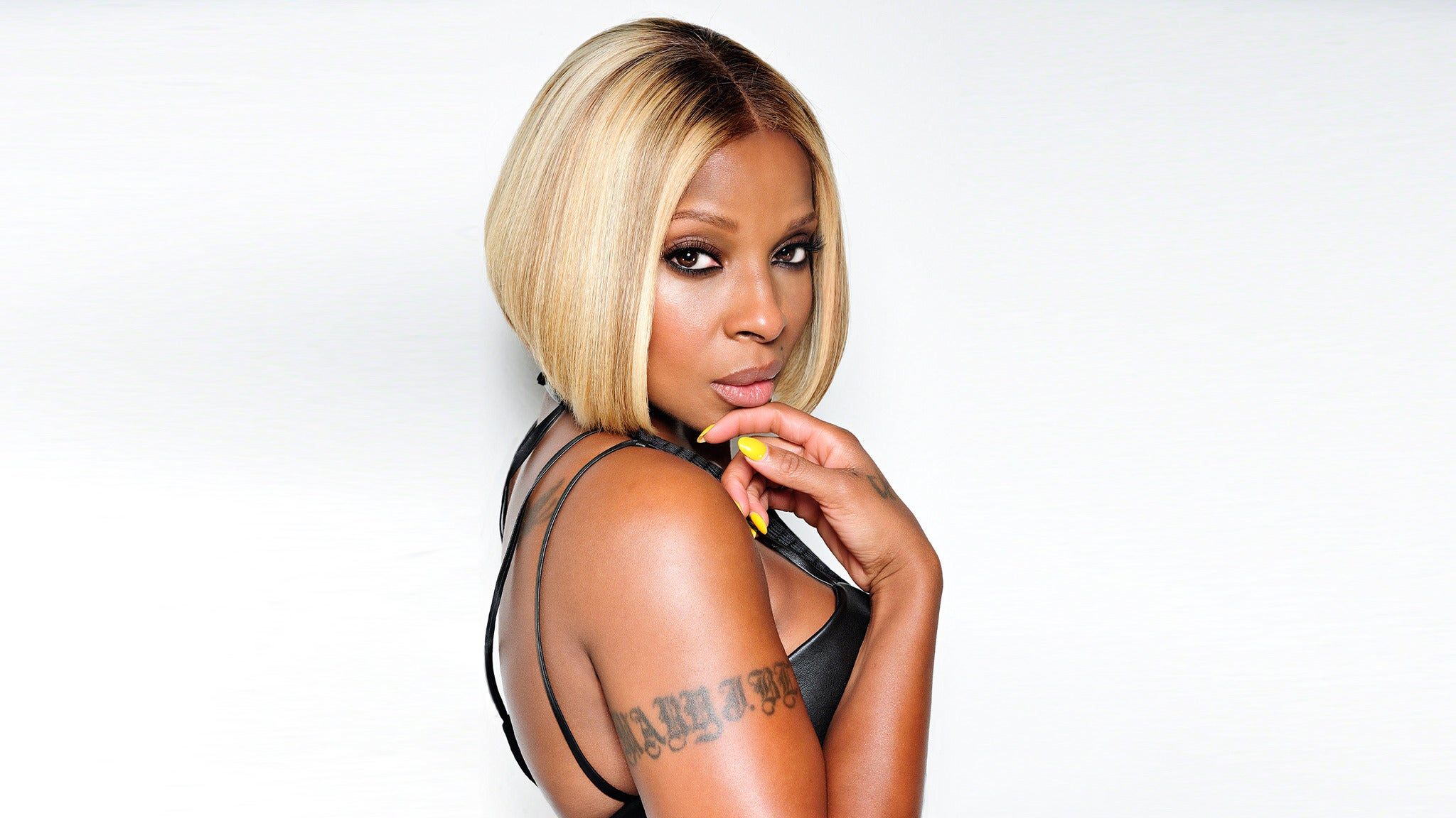 Mary J. Blige at Hard Rock Live