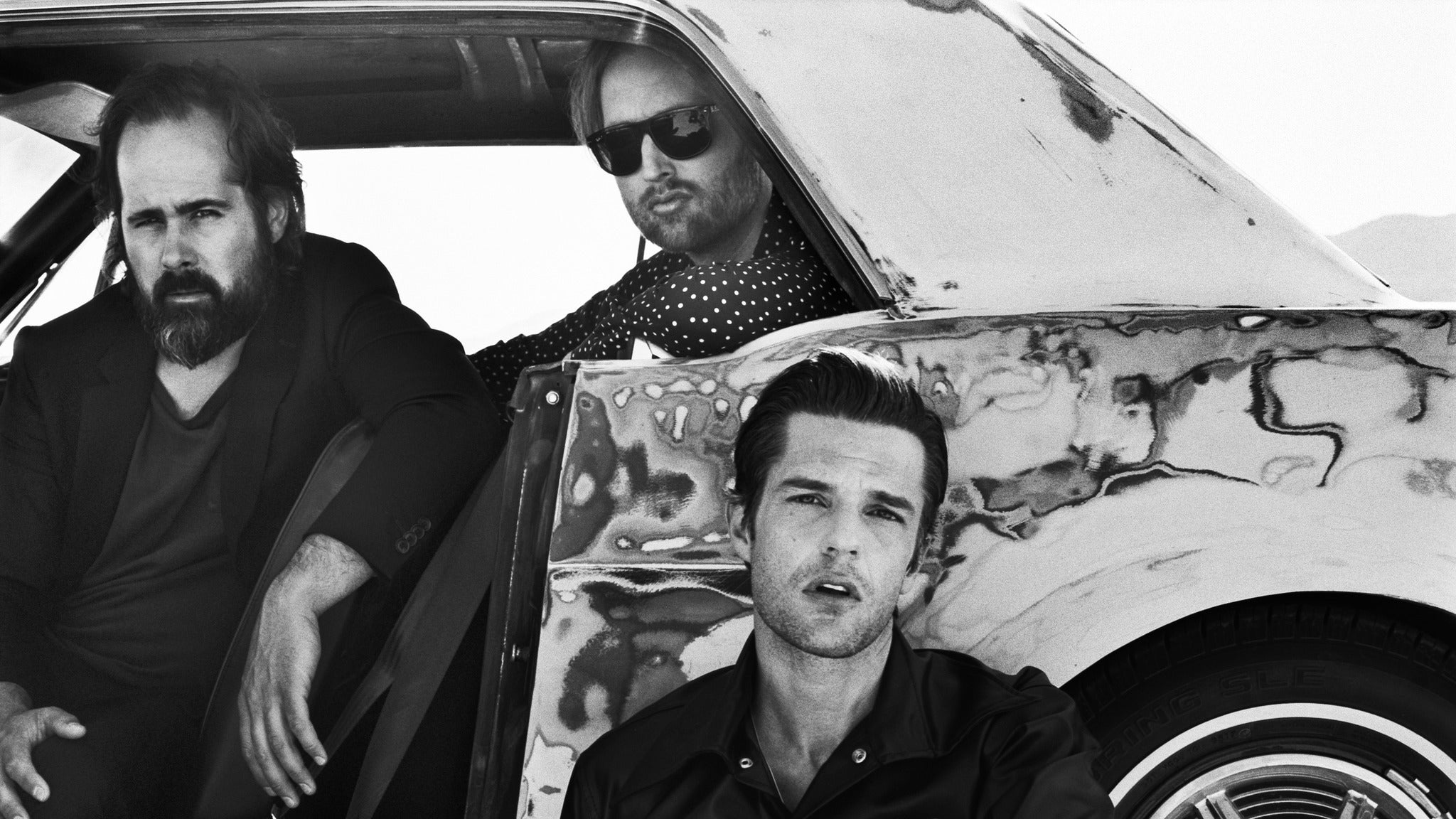 The Killers at AmericanAirlines Arena