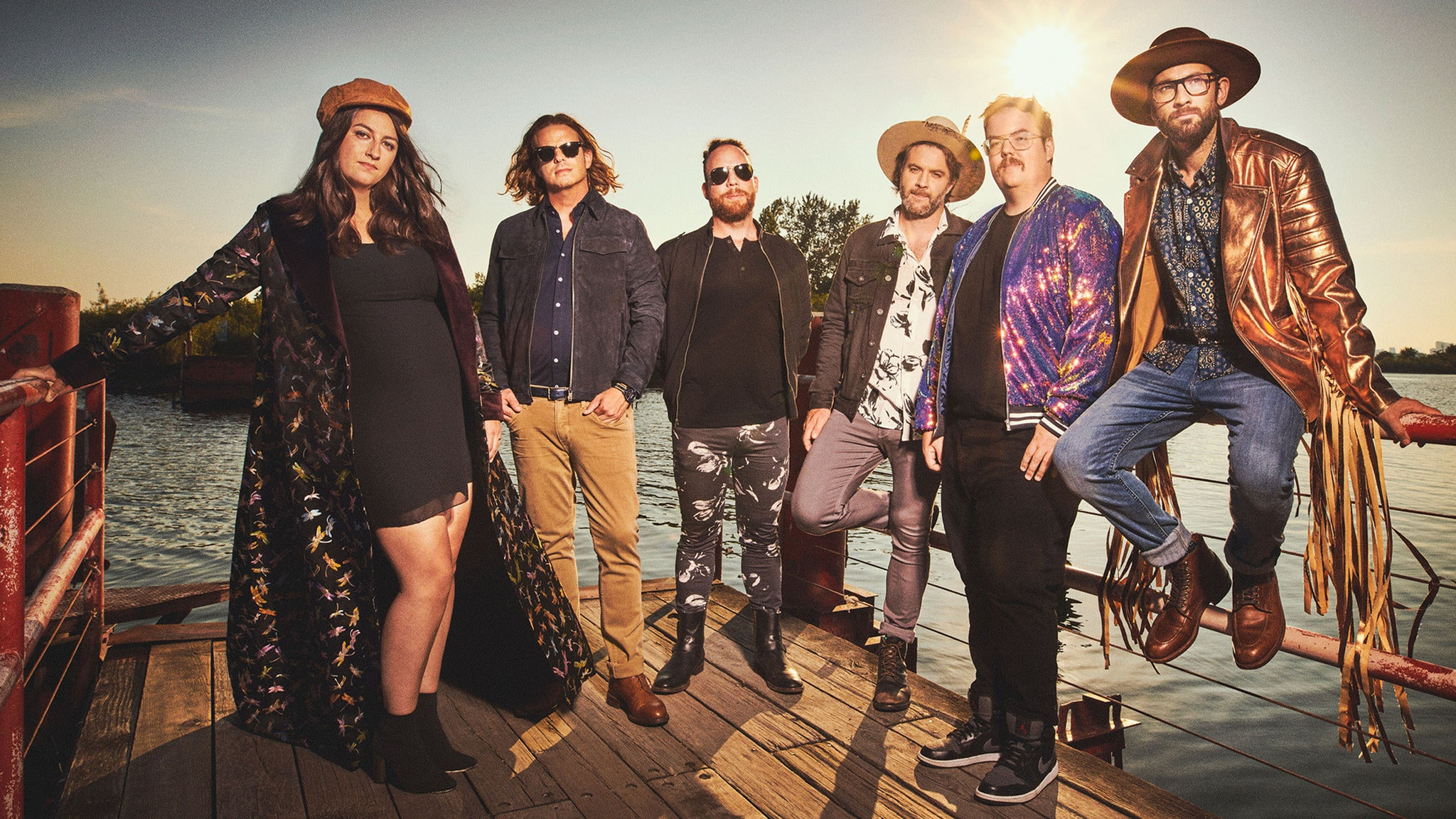 The Strumbellas - Rattlesnake US Tour 2019