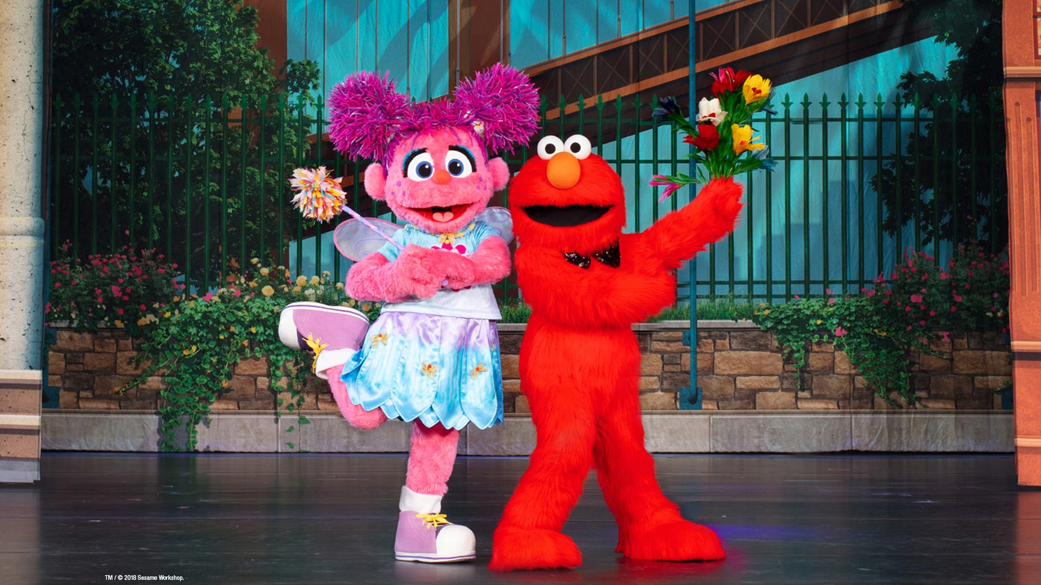 Sesame Street Live! Make Your Magic Tickets