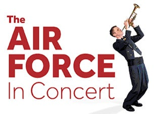 Image used with permission from Ticketmaster   The Air Force in Concert tickets