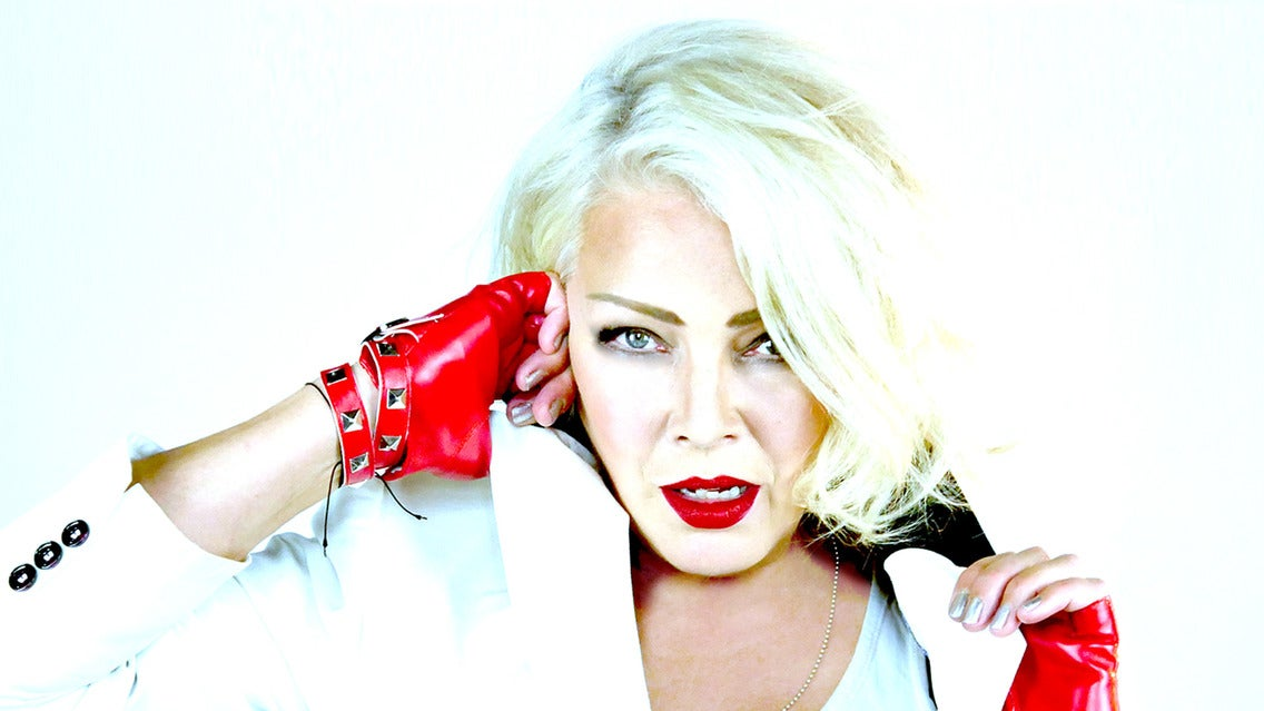 Kim Wilde tickets (Copyright © Ticketmaster)