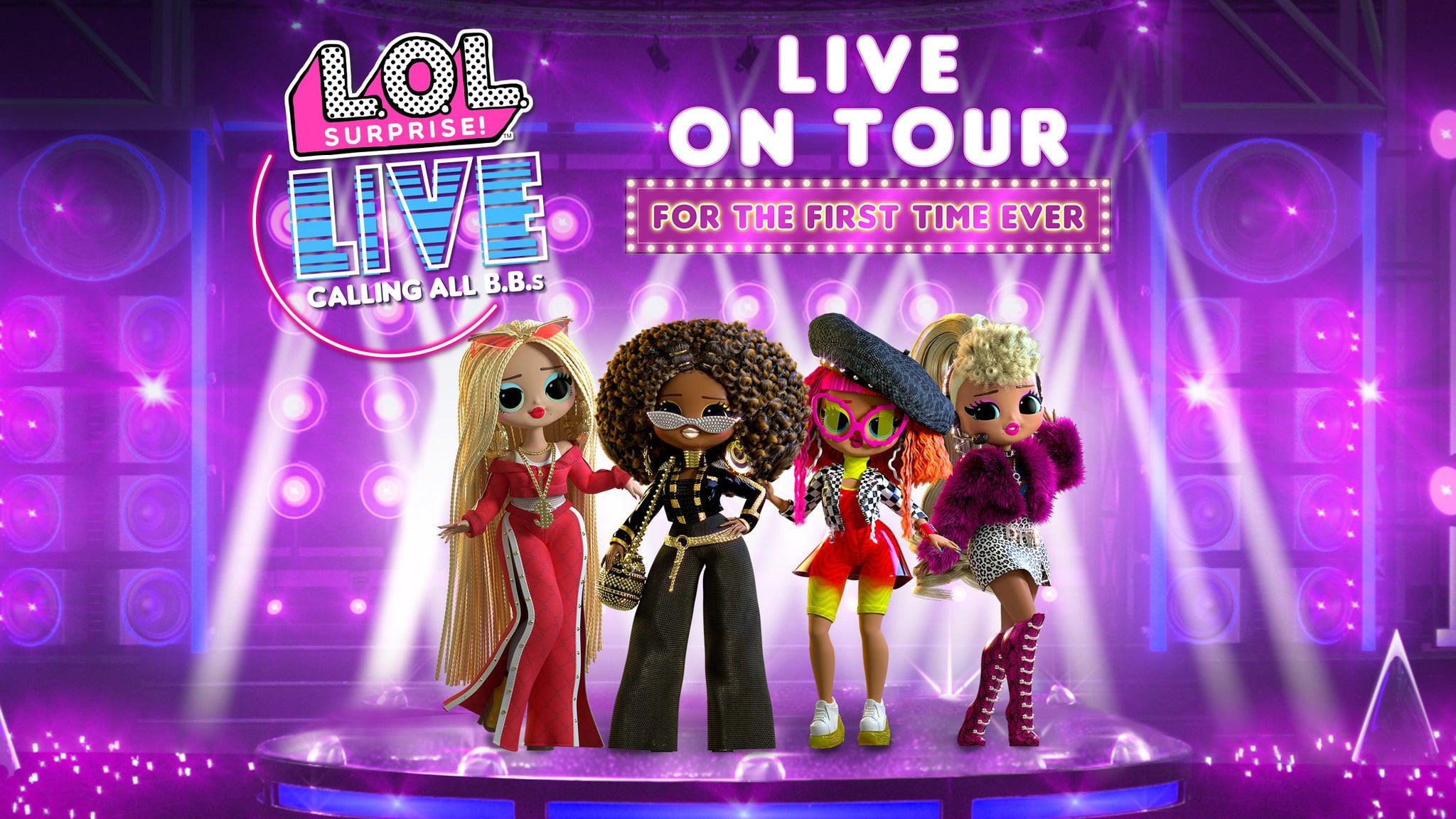L.O.L. Surprise! Live at Mobile Civic Center Theater