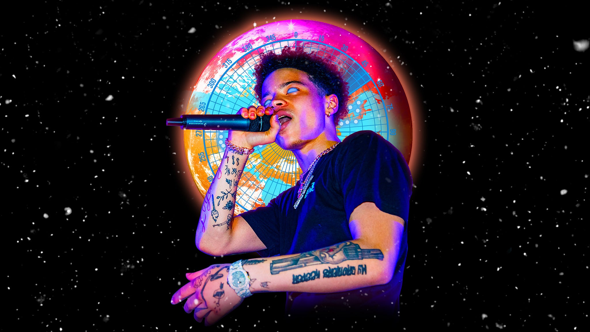 Lil Mosey: Certified Hitmaker North American Tour 2020 - New Haven, CT 06511