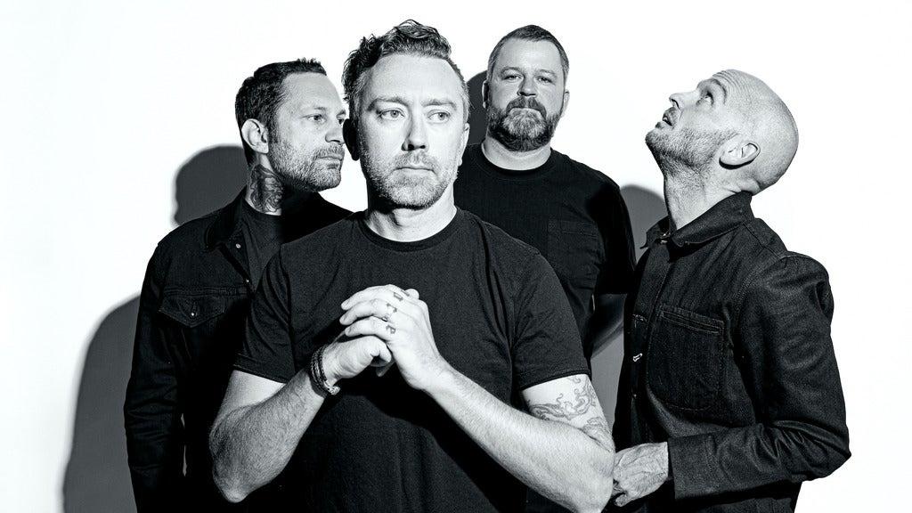 Rise Against - Nowhere Generation Tour