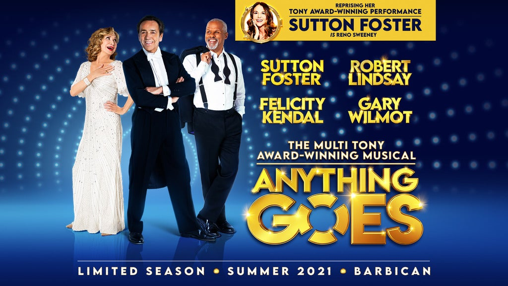 Hotels near Anything Goes Events