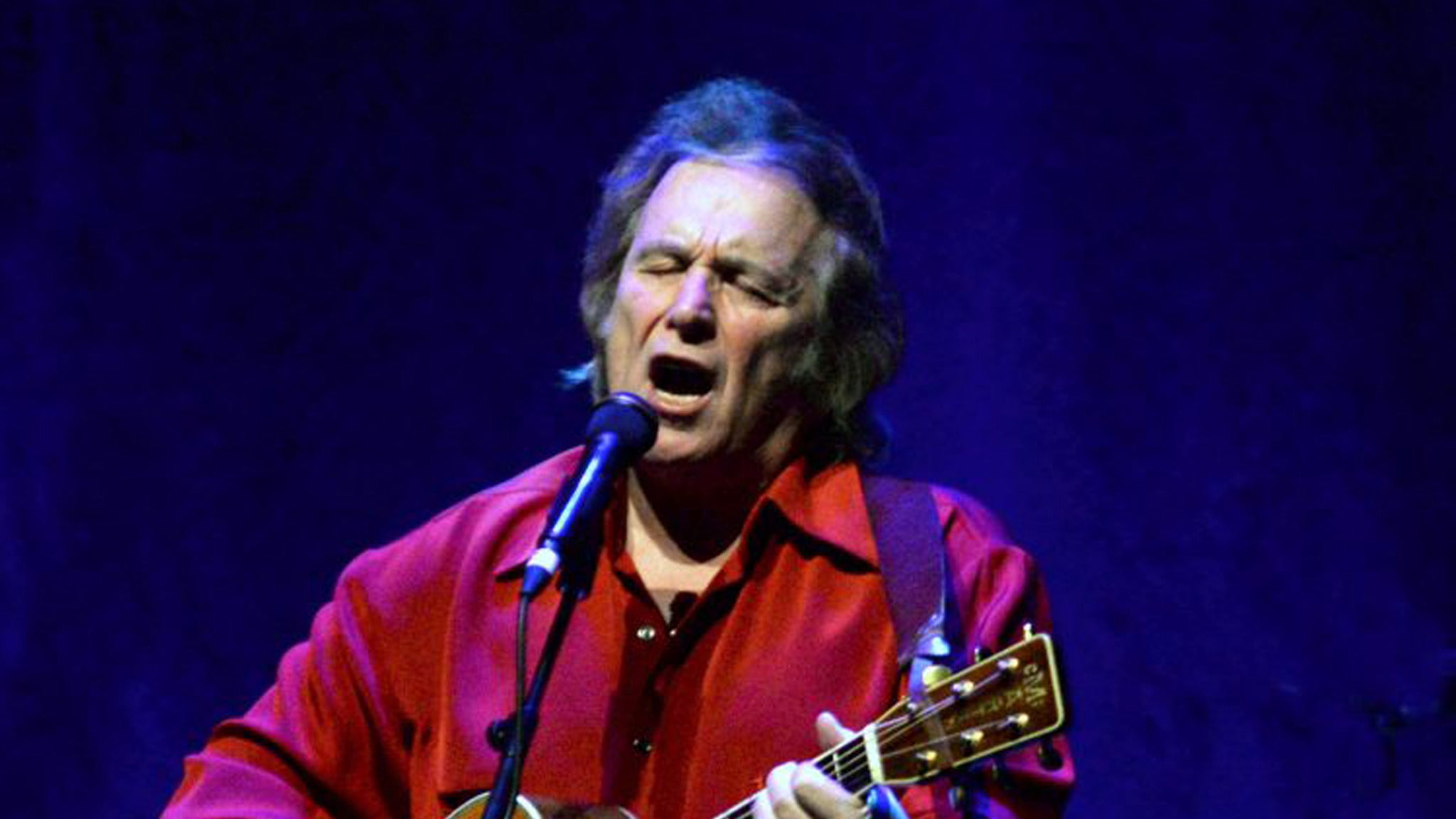 Don McLean at Ithaca's State Theatre