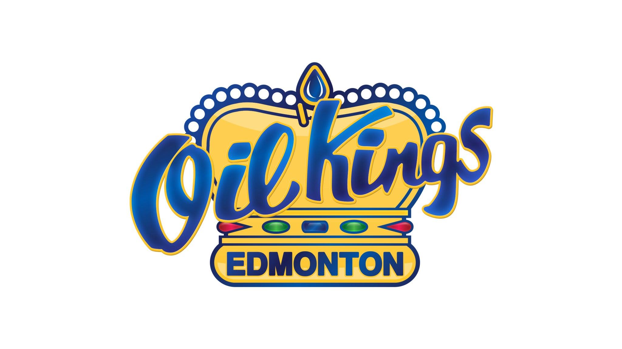 Edmonton Oil Kings vs. Portland Winterhawks