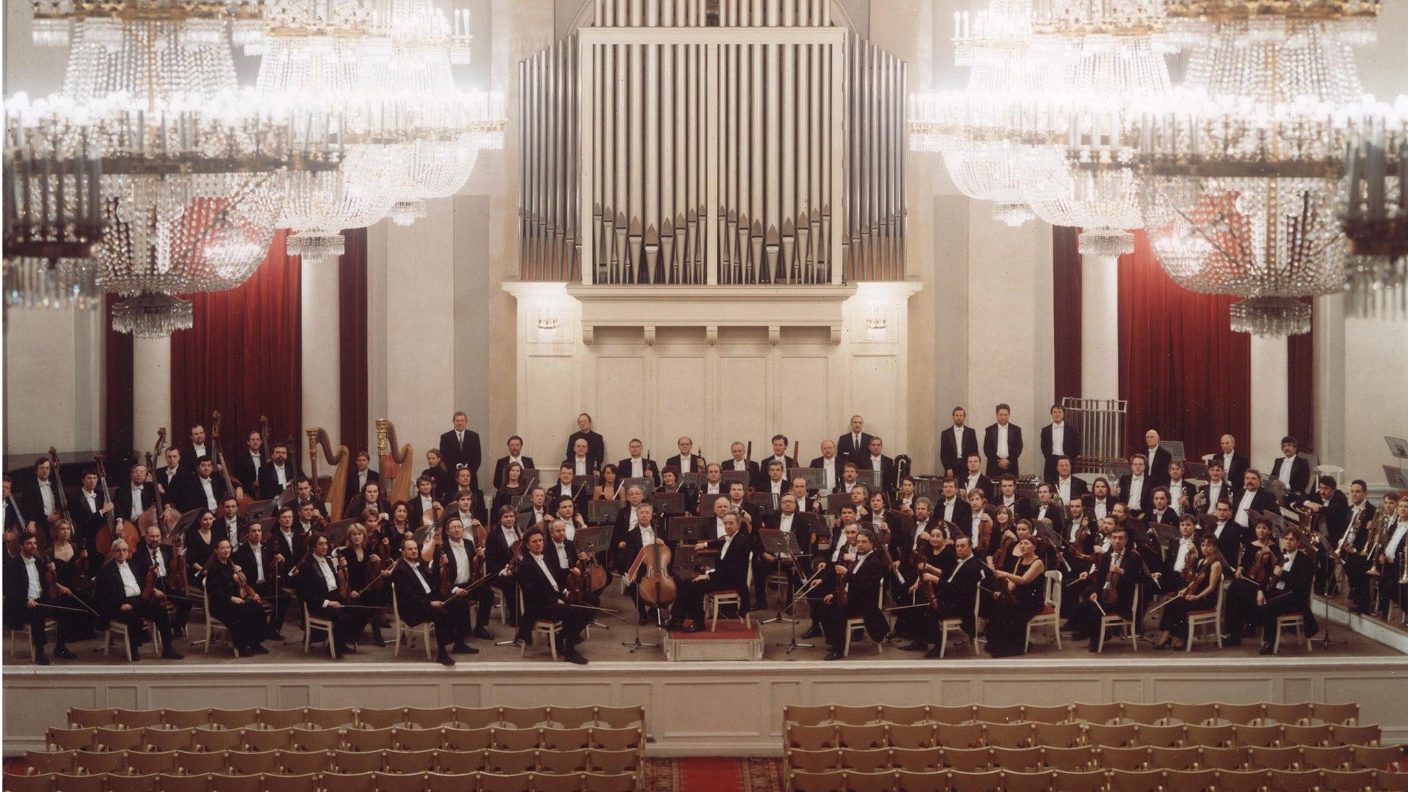 St. Petersburg Philharmonic Orchestra - Northridge, CA 91330