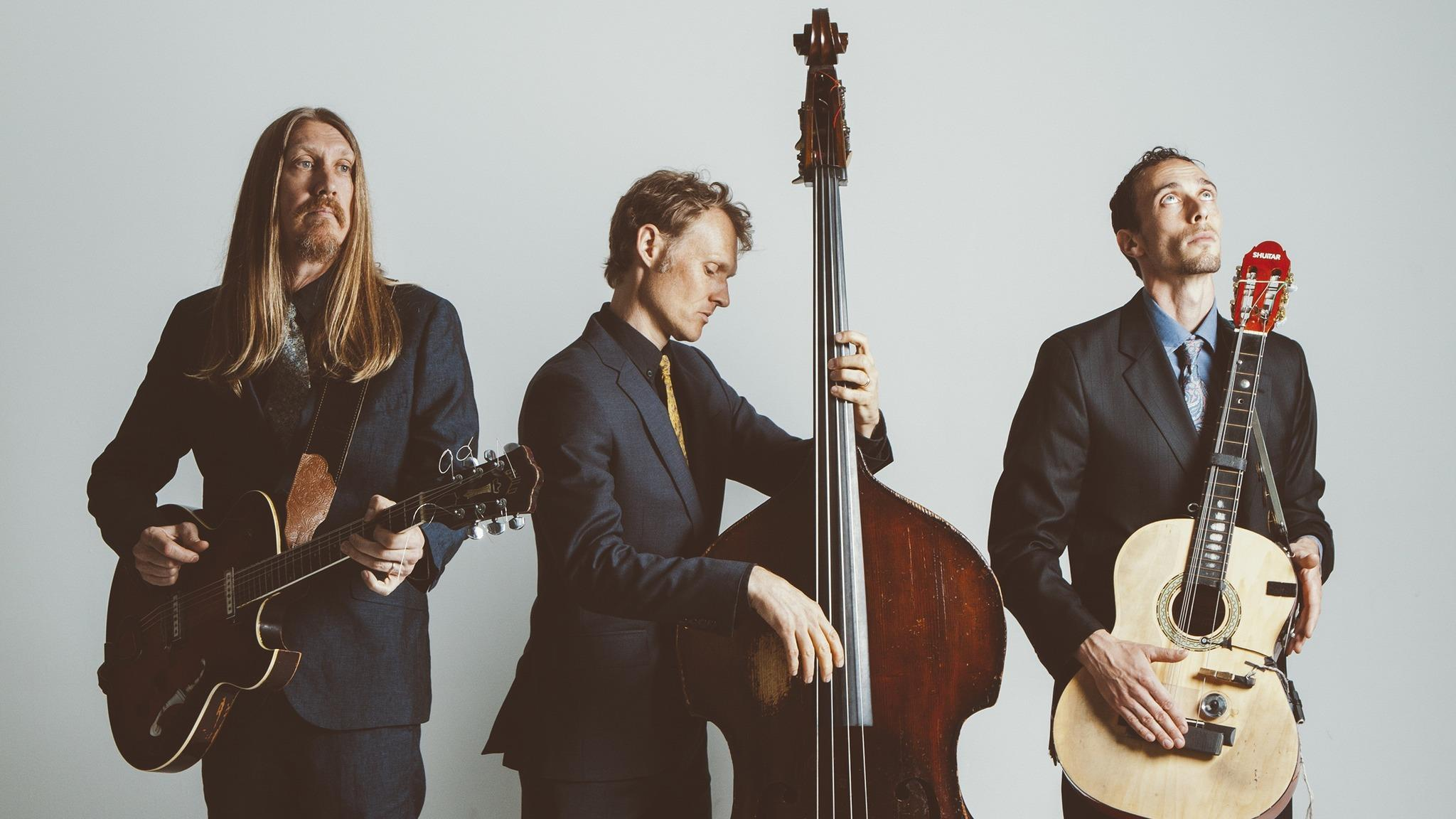 The Wood Brothers at Charline McCombs Empire Theatre