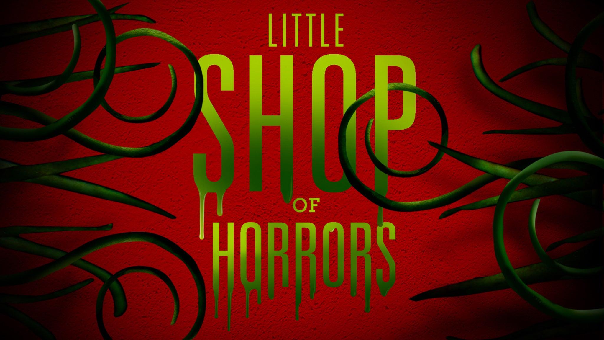 Drury Lane Theatre Presents: Little Shop Of Horrors