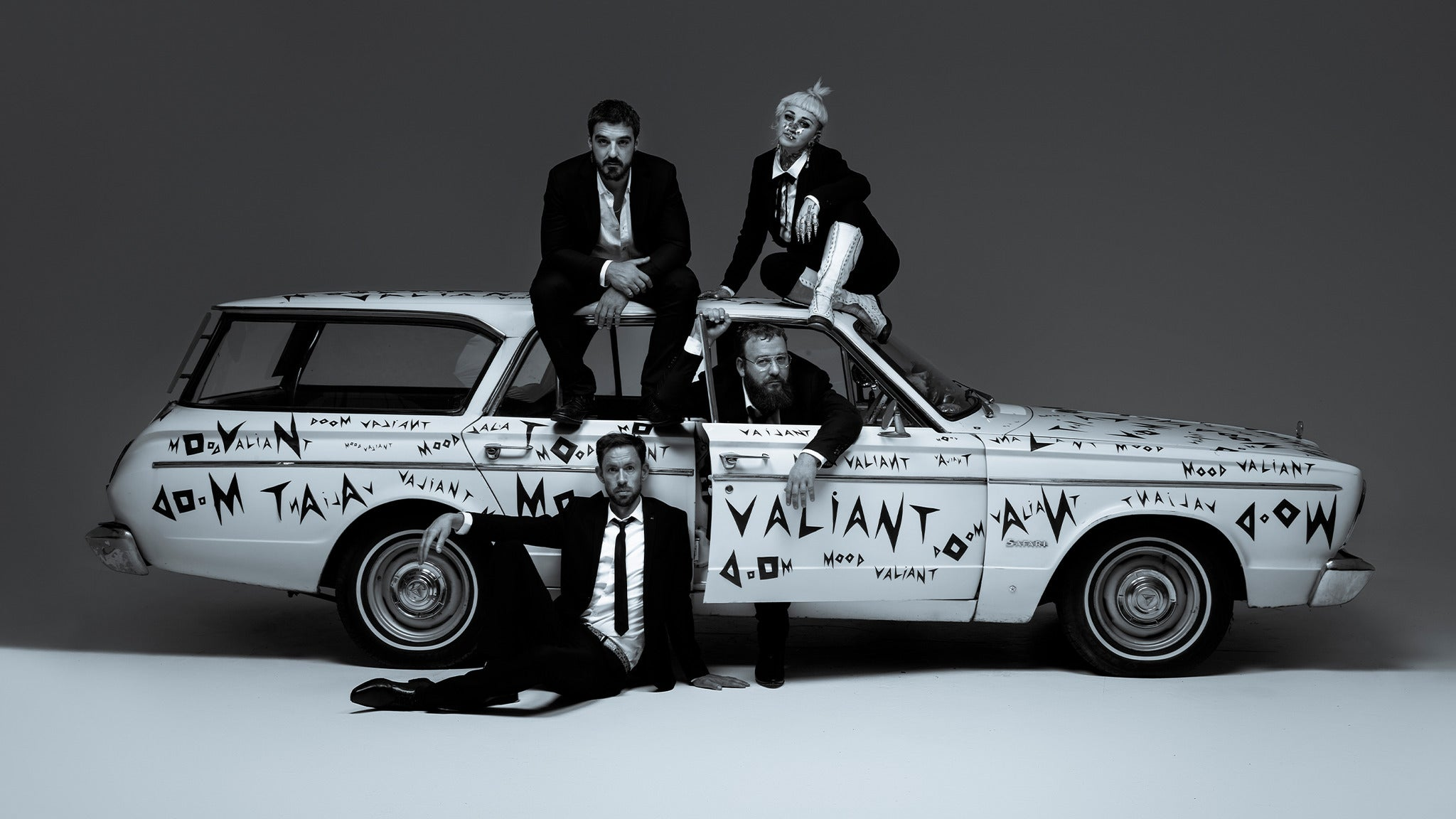 Image used with permission from Ticketmaster   Hiatus Kaiyote - Mood Valiant Album Tour tickets
