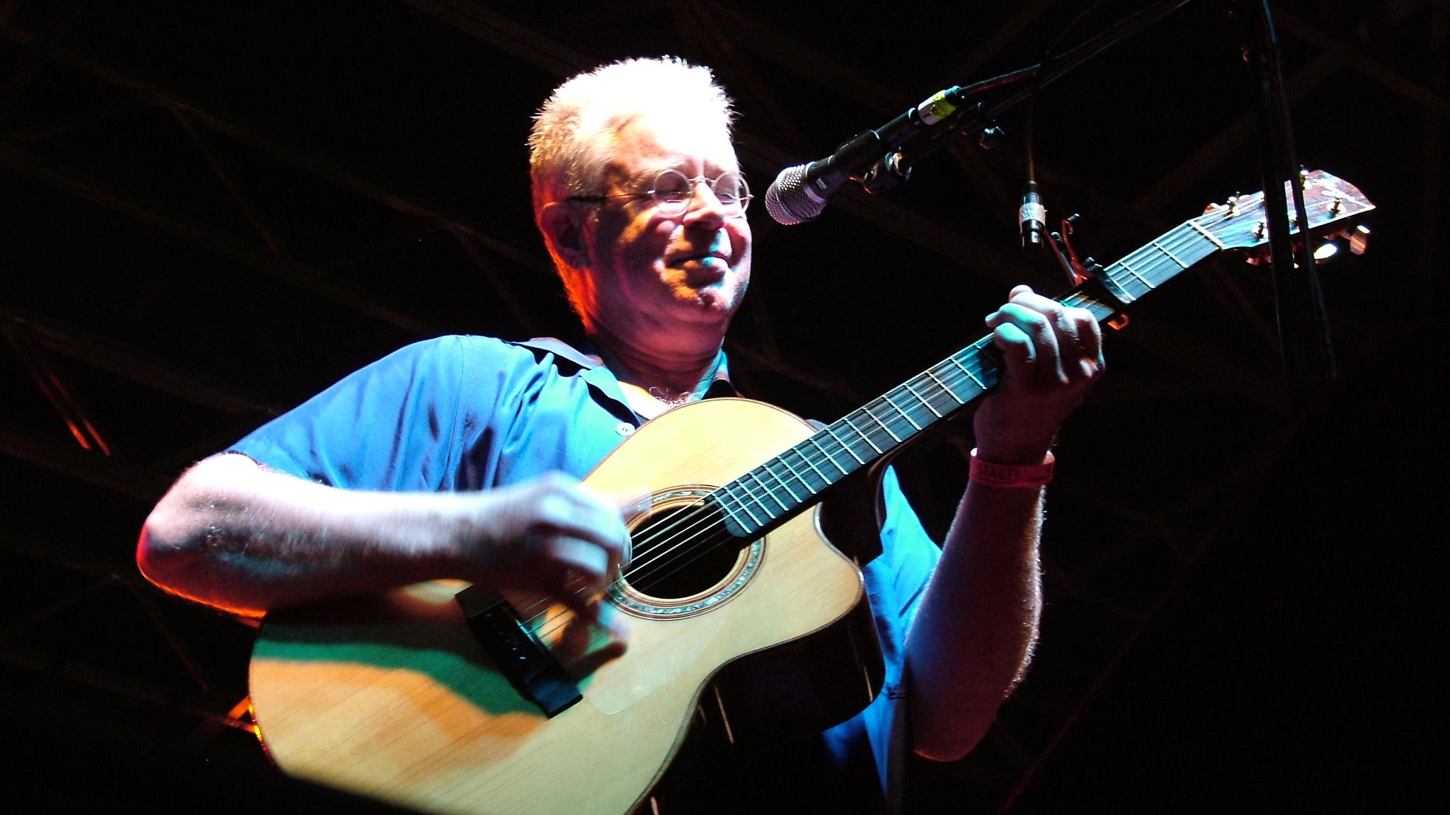 Bruce Cockburn at Scottish Rite Auditorium
