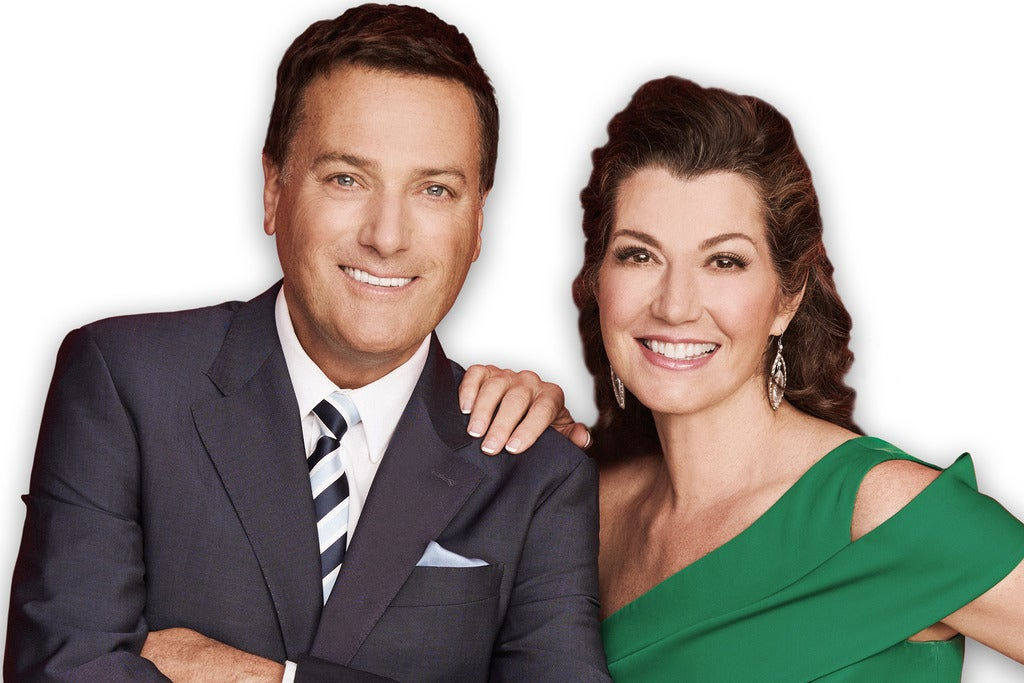 Balsam Hill Presents Christmas With Amy Grant and Michael w. Smith | Madison, WI | Coliseum at Alliant Energy Center | December 9, 2017