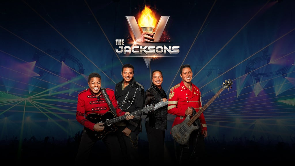 Hotels near The Jacksons Events