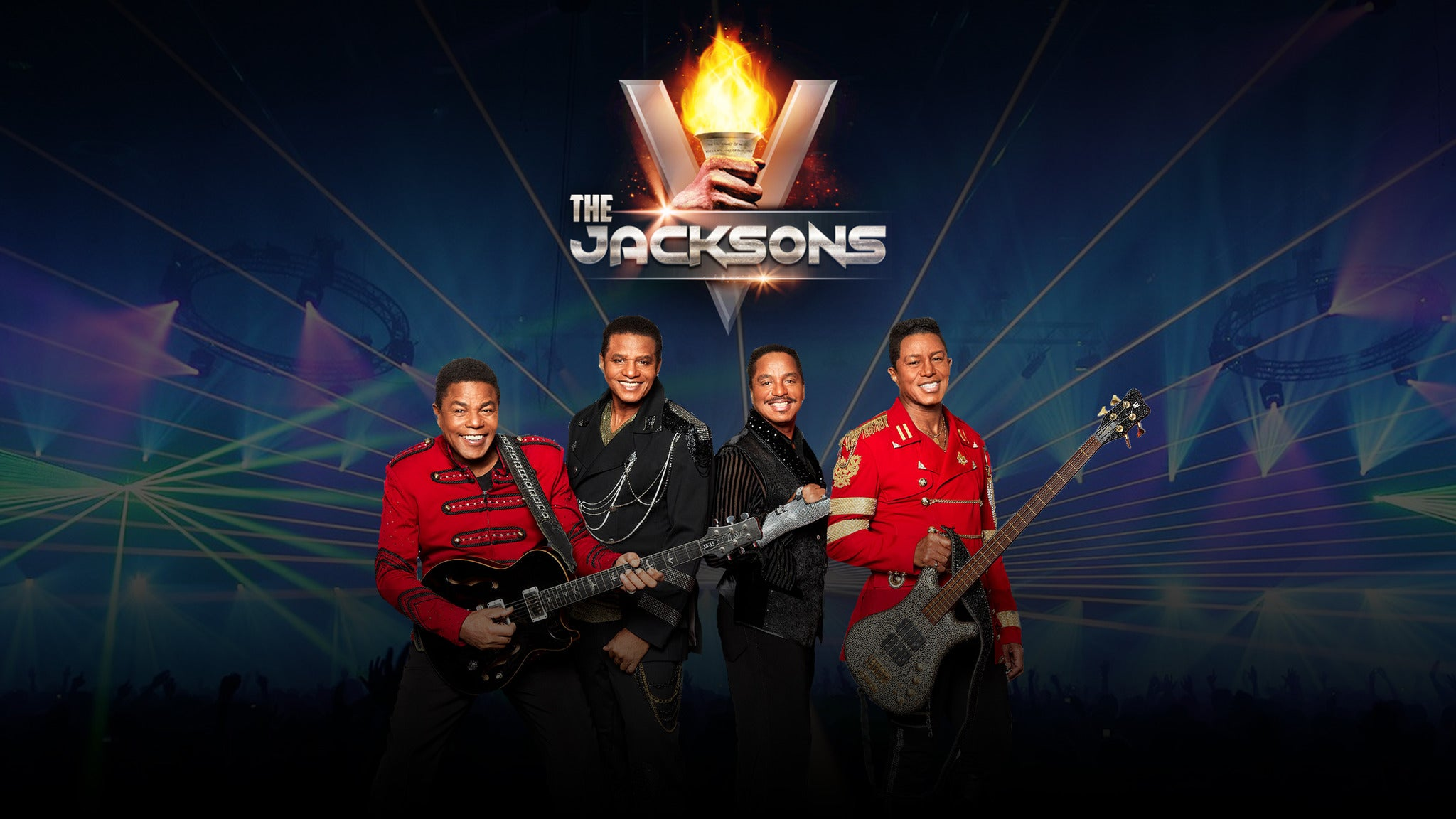 The Jacksons at The Theater at Hard Rock Hotel & Casino