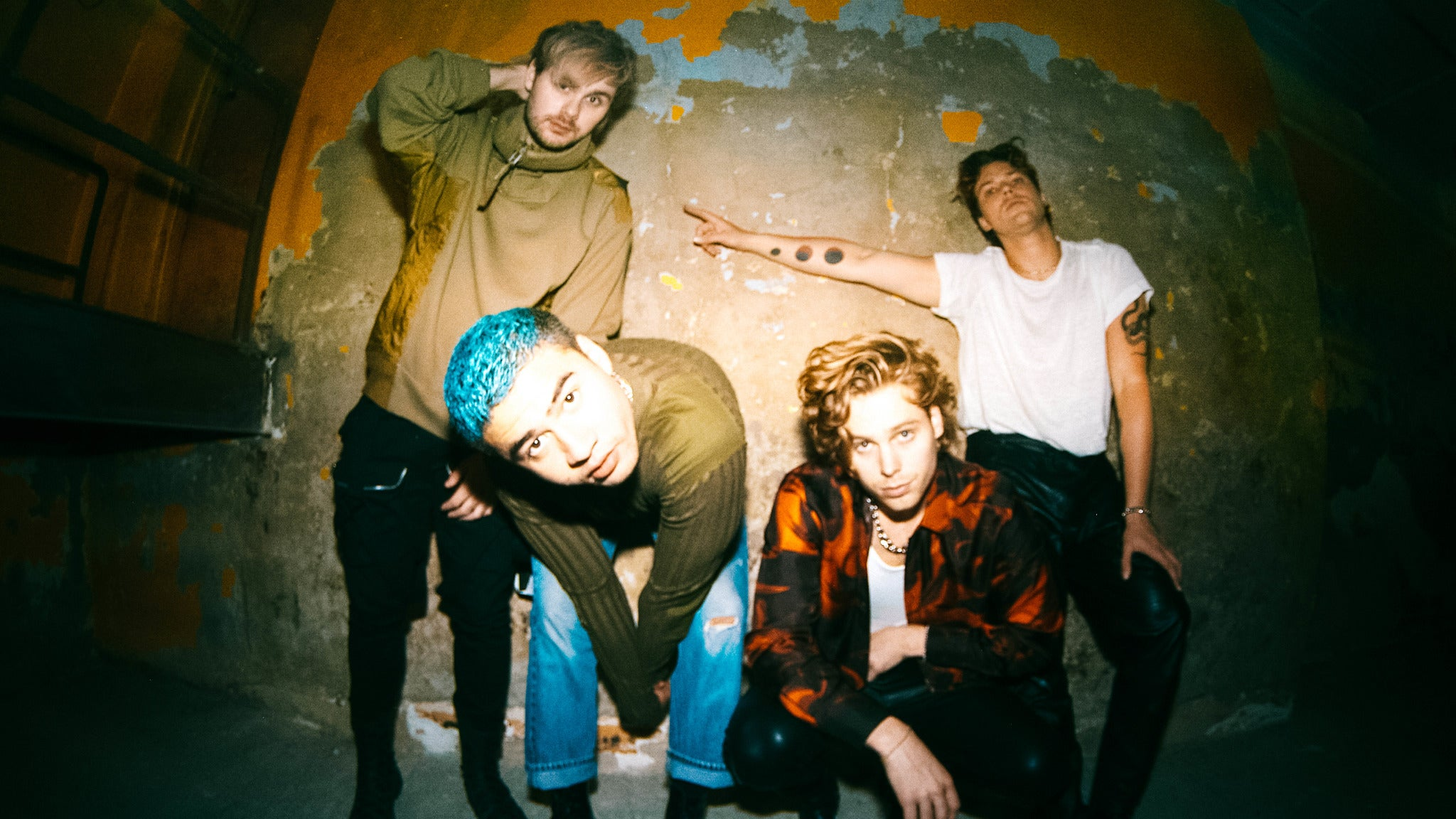 5 Seconds Of Summer - Soundcheck Seated Experience