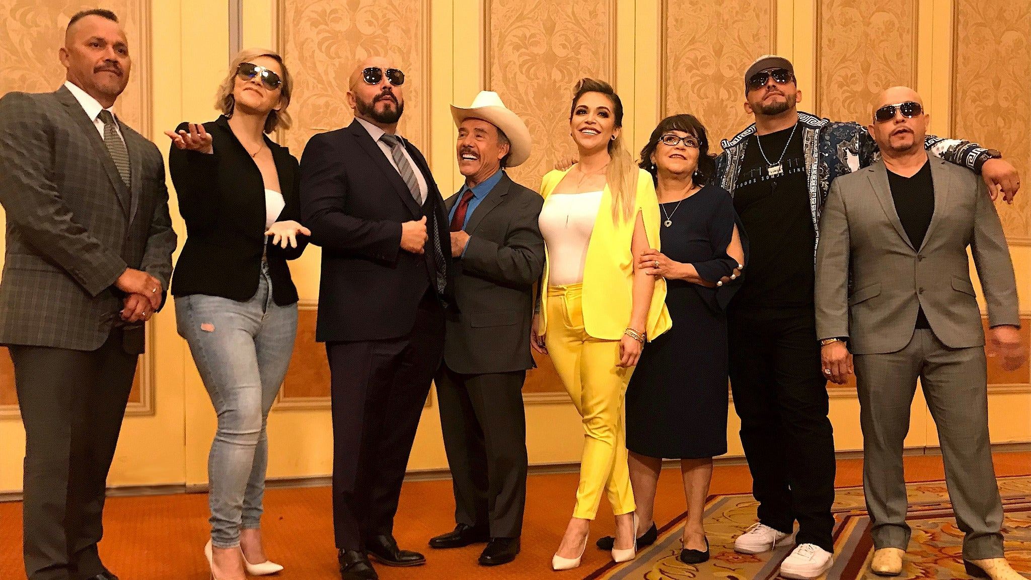 The Rivera Family Tour at Dolby Theatre - Hollywood, CA 90028