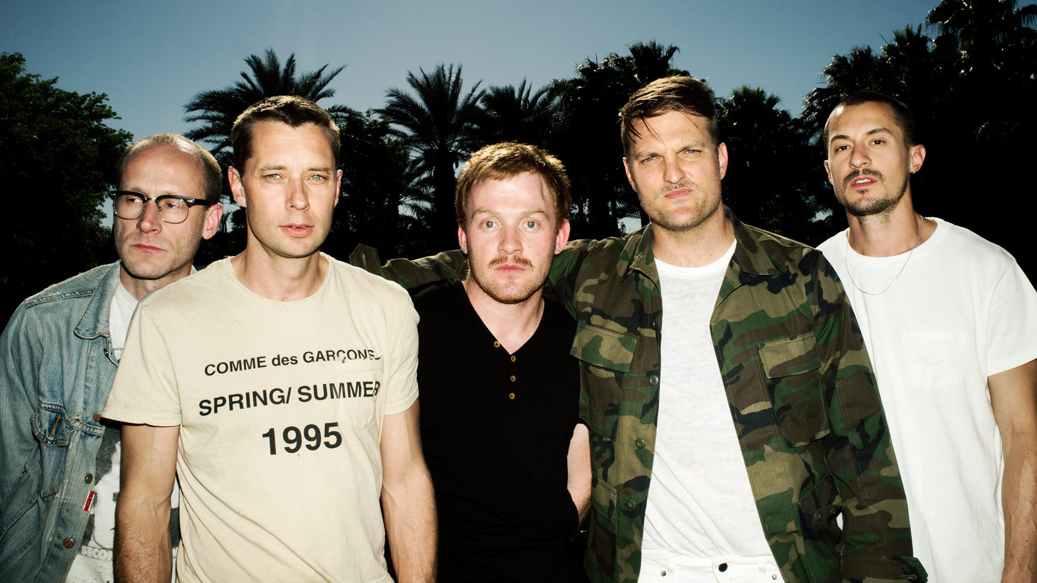 image for event Cold War Kids