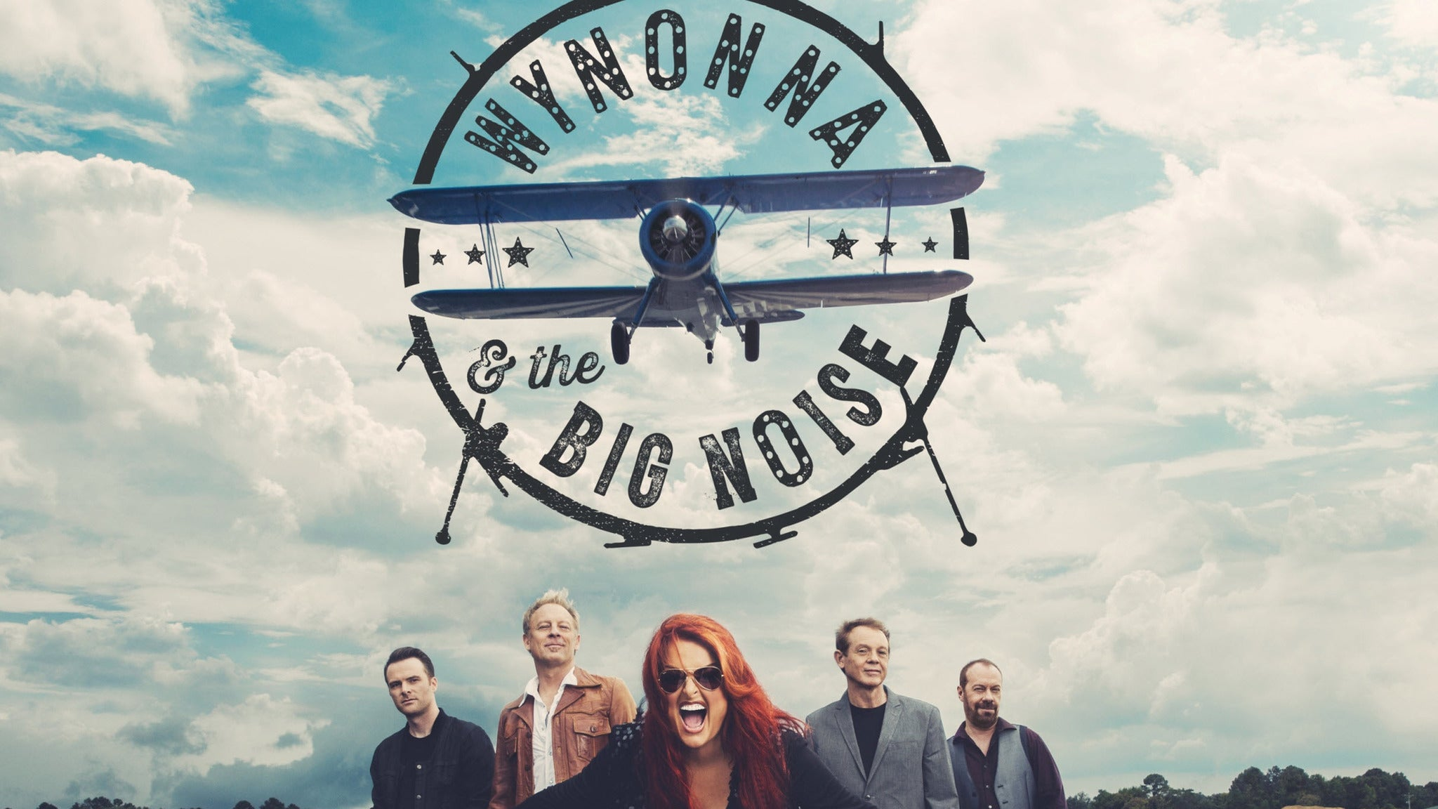 Wynonna and The Big Noise - Montgomery, AL 36104