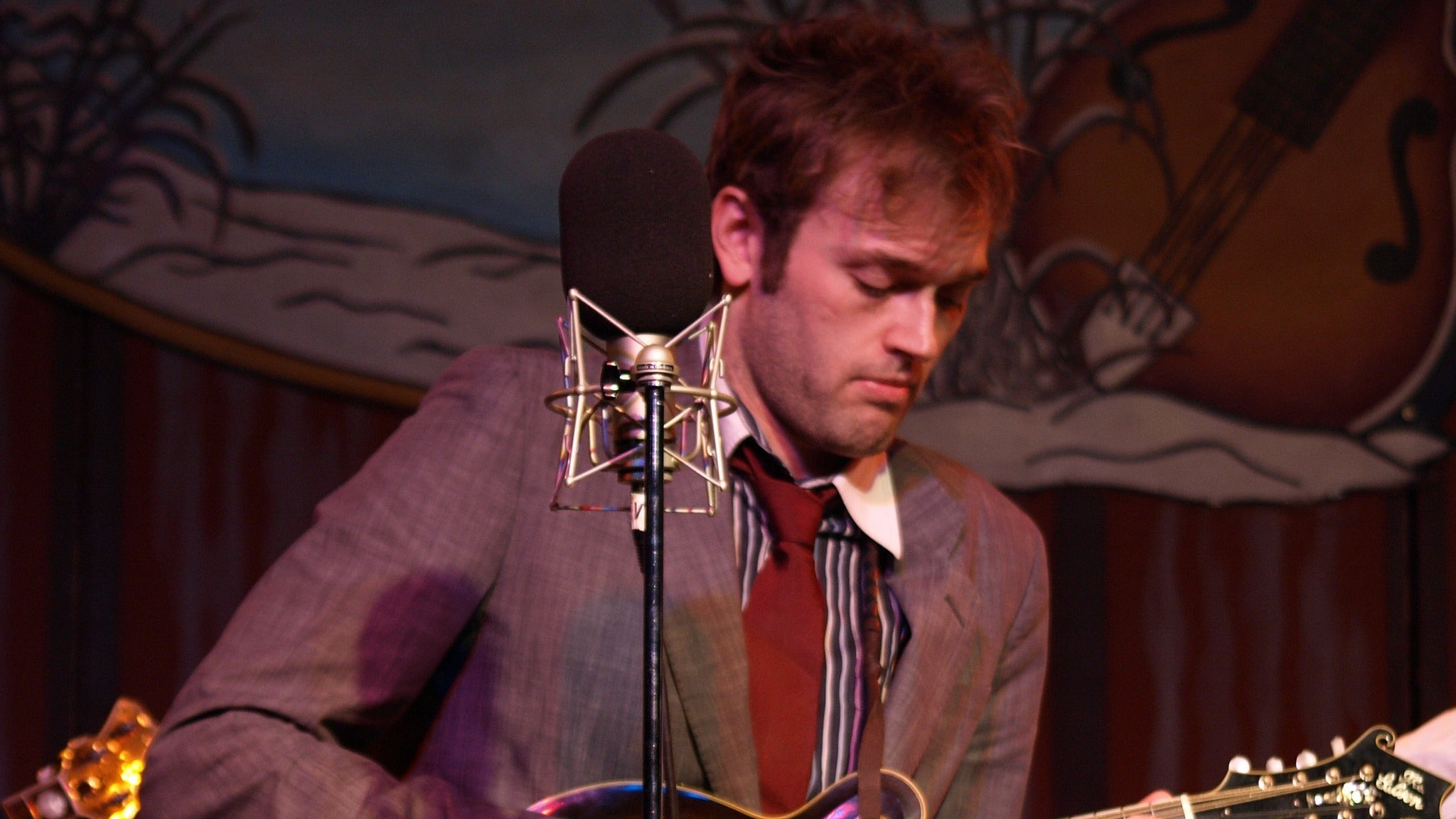 Chris Thile at California Center for the Arts